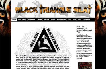 Blacktrianglesilat.com - Homepage