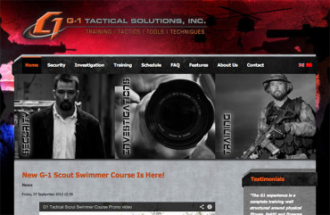 G1tactical.com - Homepage