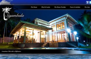 Siyambalahouse.com - Homepage