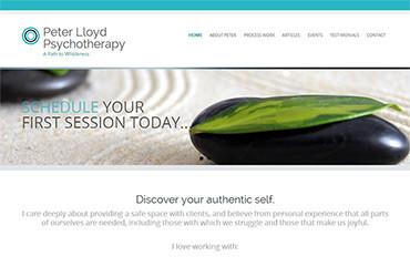Peter Lloyd Psychotherapy